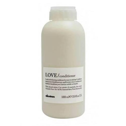 Davines - Davines Love Curl Bukle Belirginleştirici Dalgalı Saç Bakım Kremi 1000ML