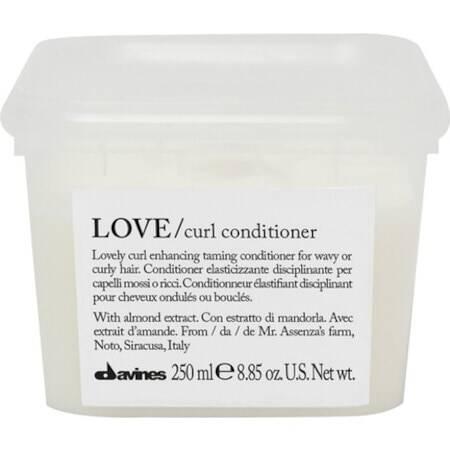 Davines - Davines Love Curl Bukle Belirginleştirici Dalgalı Saç Bakım Kremi