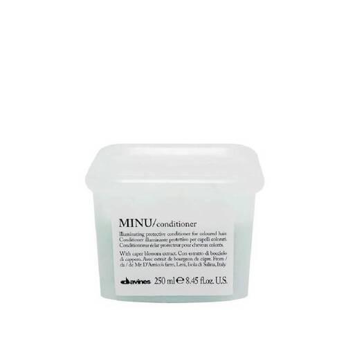 Davines - Davines Minu Boyalı Saç İçin Renk Koruma Parlaklık Kremi 250ML