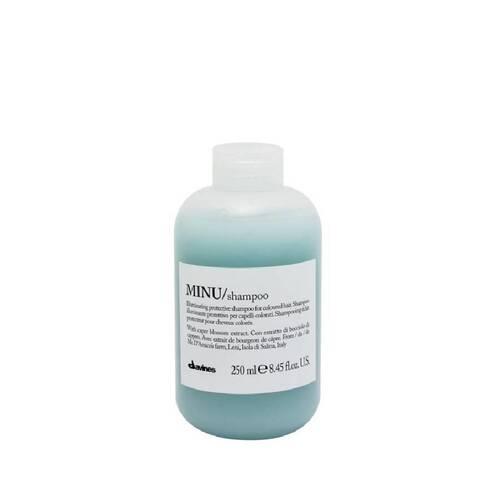 Davines - Davines Minu Boyalı Saçlar İçin Renk Koruyucu Şampuan 250 ML