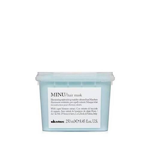 Davines - Davines Minu Hair Mask Boyalı Saçlar İçin Renk Koruyucu Maske 250