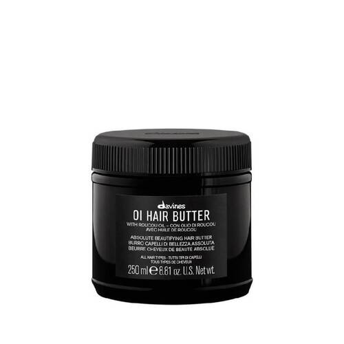 Davines - Davines Oi Hair Butter Pürüzsüzleştirici Saç Bakım Yağı 250 ml
