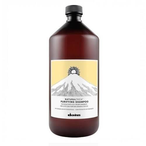 Davines - Davines Purifying Kepek Önleyici Şampuan 1000ML